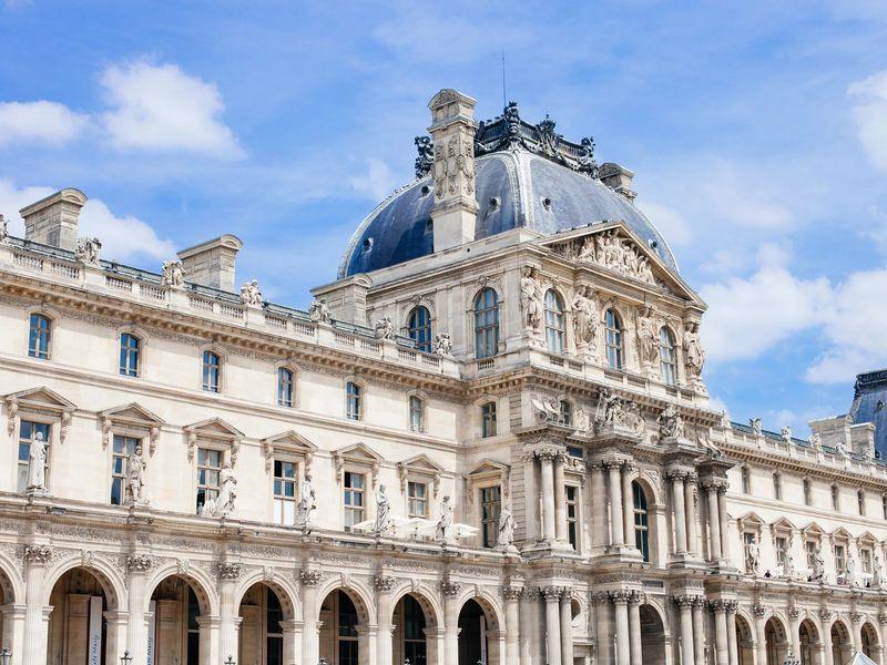 Экскурсия Большая прогулка по Лувру