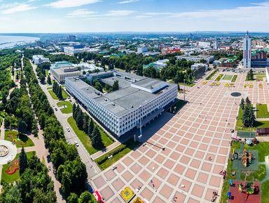 Ульяновск от основания до современности