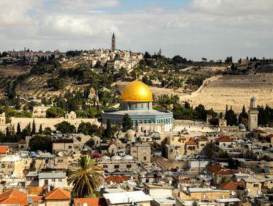 Групповая экскурсия изЭйлата— вИерусалим иВифлеем