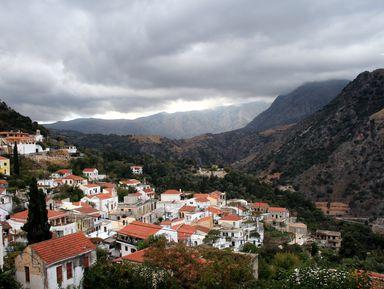 Многоликая Ханья и красоты западного Крита