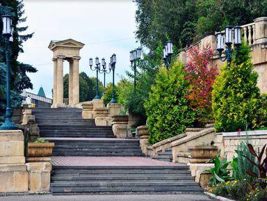 Золотое кольцо Кавказа: 5 городов за 1 день