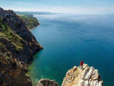 Байкал: путешествие на мыс Хобой