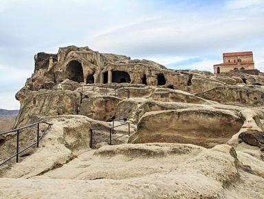 Древняя Мцхета и доисторический Уплисцихе