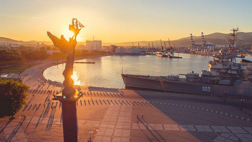 Новороссийск— имперский, советский и новейший