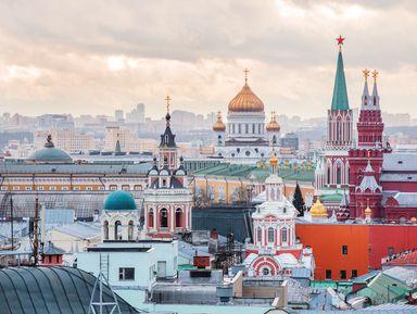 Москва известная и неизведанная