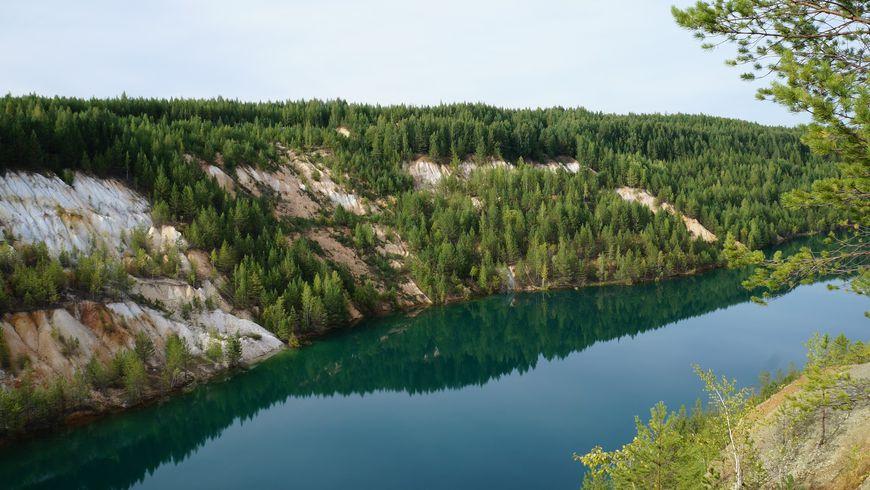 Самоцветный пояс Уральской глубинки