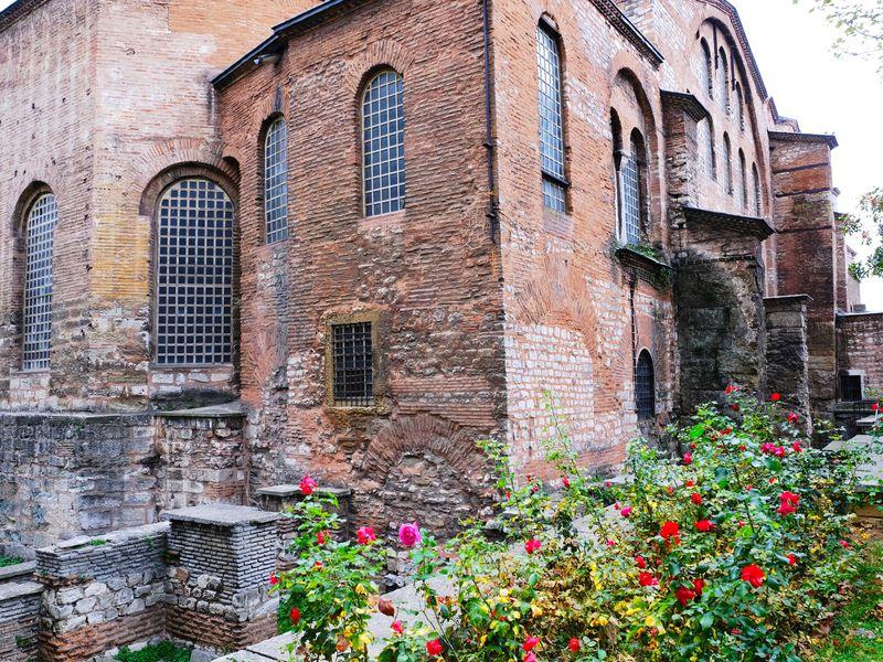Фото Стамбул-Константинополь, или по следам Византии