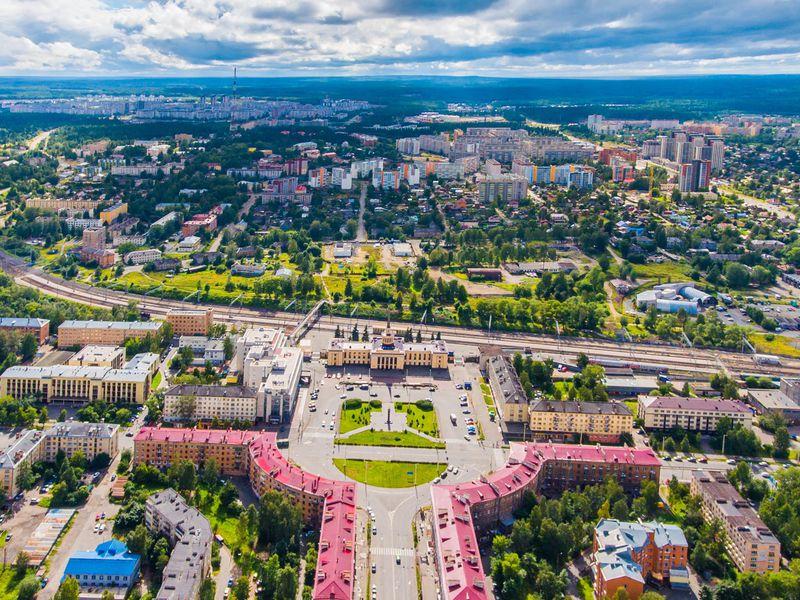Экскурсия По Петрозаводску на электросамокате!