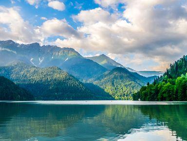 Душевное путешествие в Абхазию