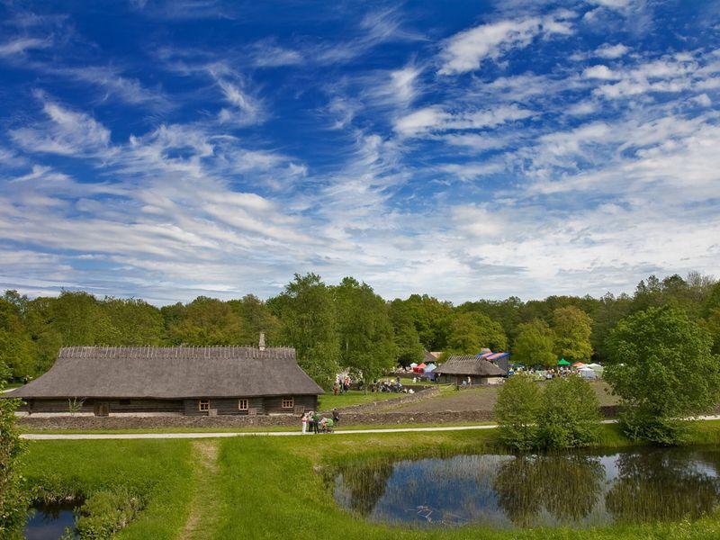 Экскурсия Рокка-аль-Маре: история, культура и быт Эстонии