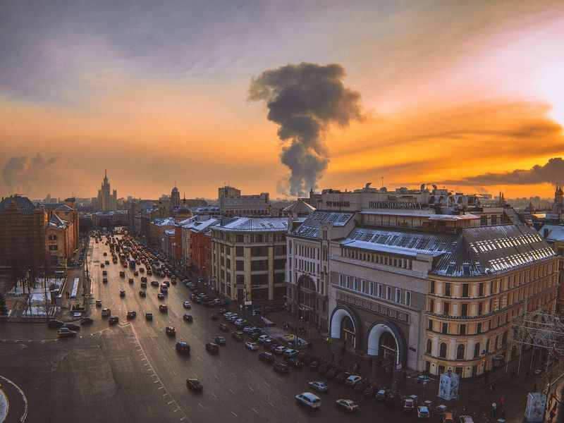 Фото Знакомьтесь, Москва!