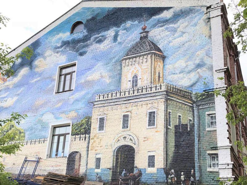 Экскурсия Секретные дворики Смоленска