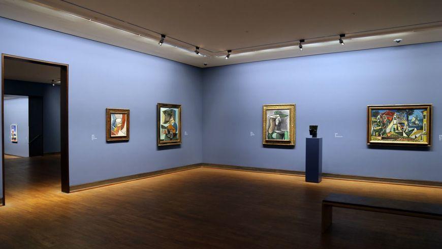 Искусство модернизма в галерее Альбертина