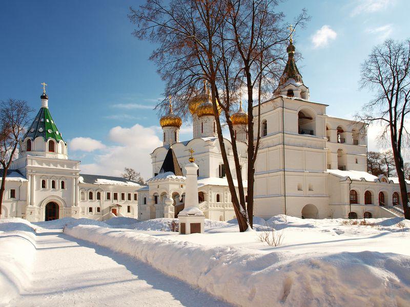 Экскурсия Кострома: приехать, увидеть и влюбиться!