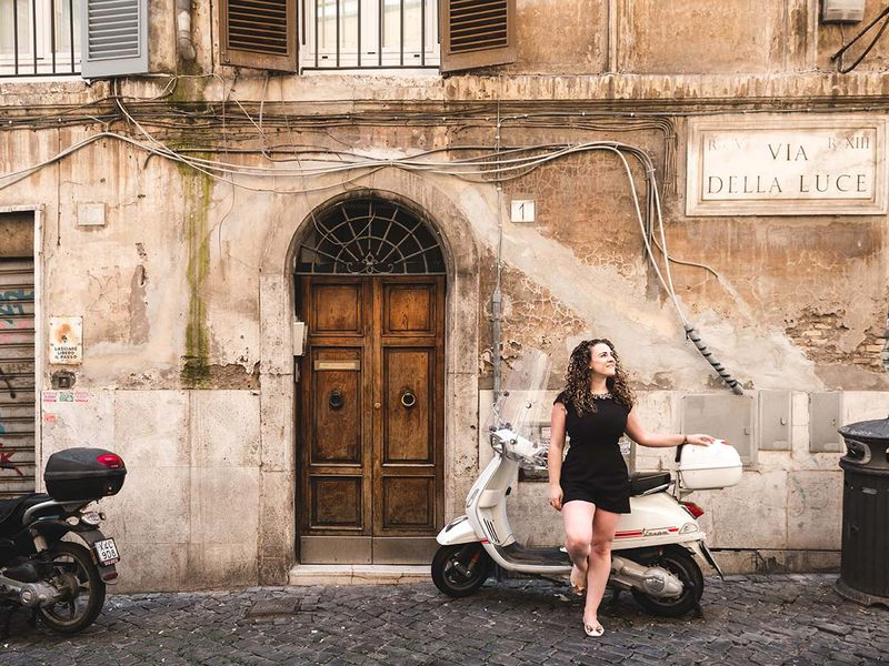 Фото О Риме с любовью!