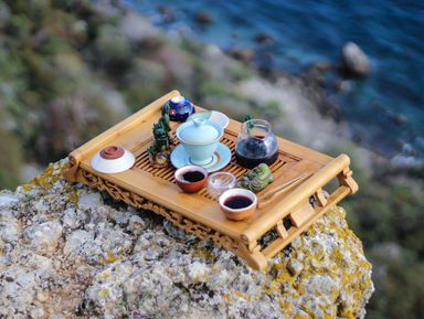 Мыс Мартьян и чайная церемония