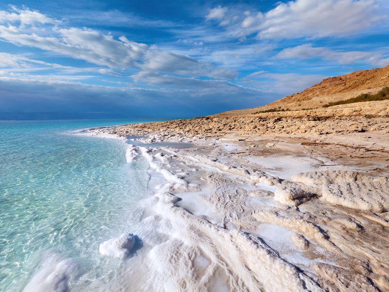 Экскурсия Из Иерусалима — на Мертвое море!