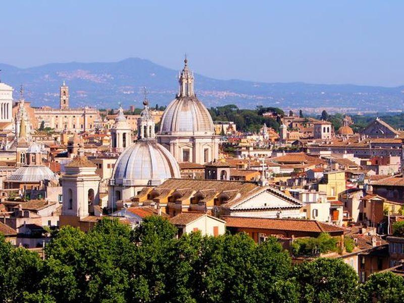 Экскурсия Все дороги ведут в Рим