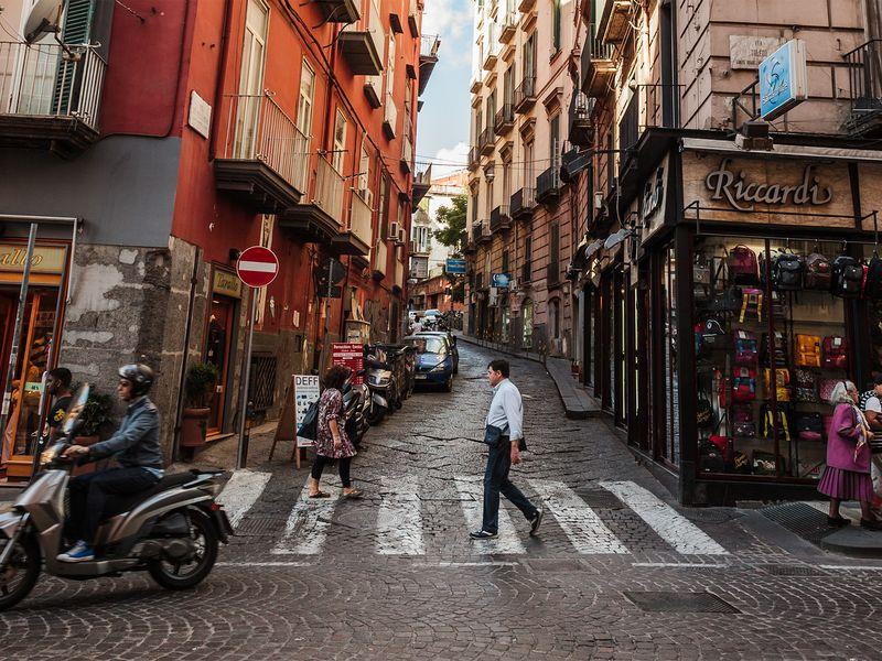 Экскурсия Ежедневная прогулка по Неаполю