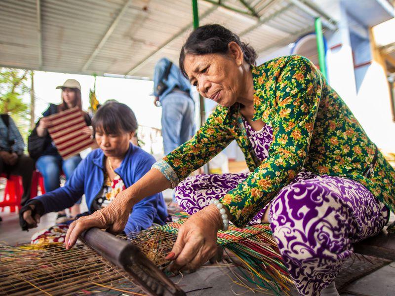Экскурсия Погружение в настоящий Вьетнам