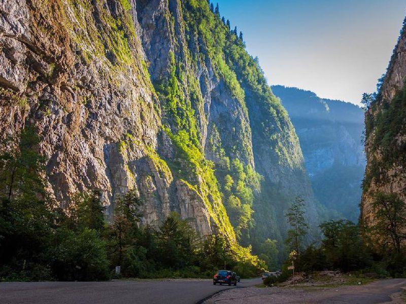 Экскурсия Экскурсия из Адлера в Абхазию: пять звезд