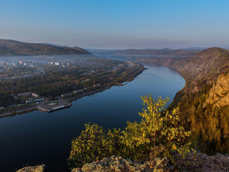 Экскурсия Живописное путешествие в Дивногорск