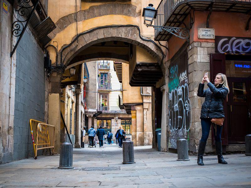 Экскурсия Привет, Барселона!