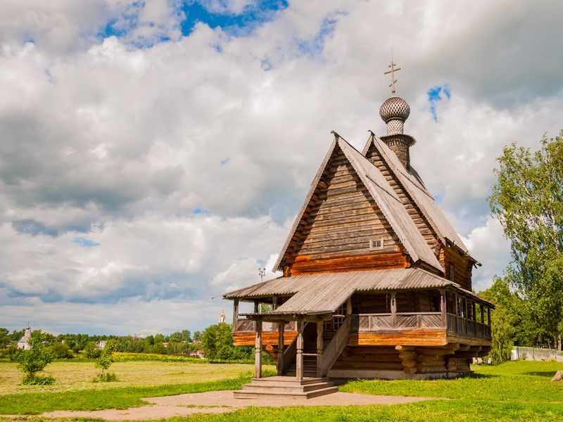 Экскурсия Суздальская старина: знакомство сгородом