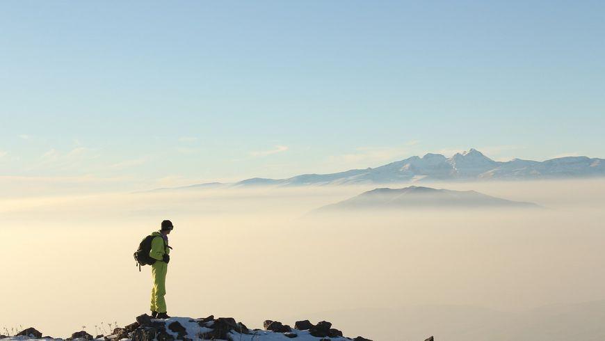 Вгоры Армении— наснегоступах!