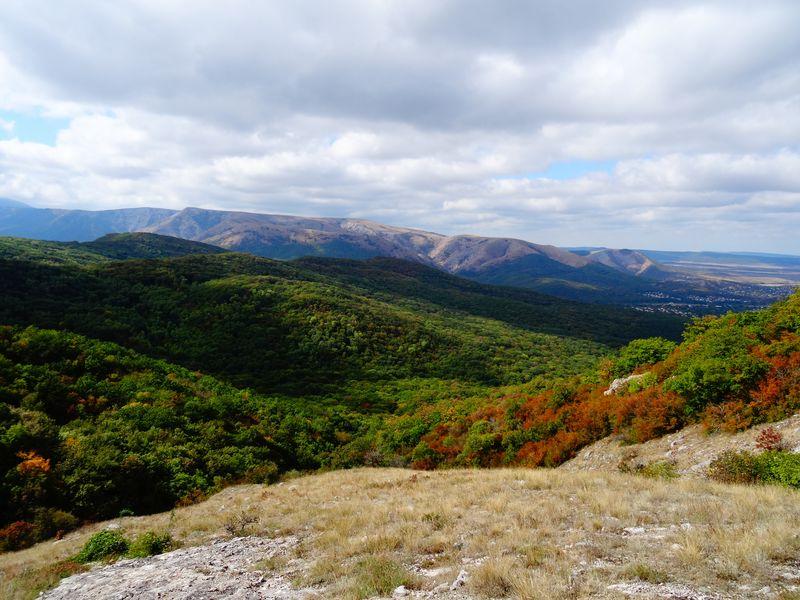 Экскурсия Природа и места силы горы Чатыр-Даг
