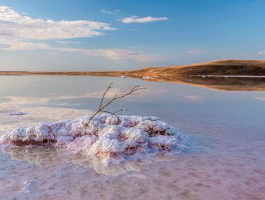 Инста-путешествие к Розовому озеру