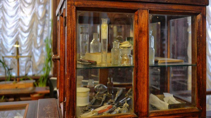 Истории и легенды аптеки доктора Пеля