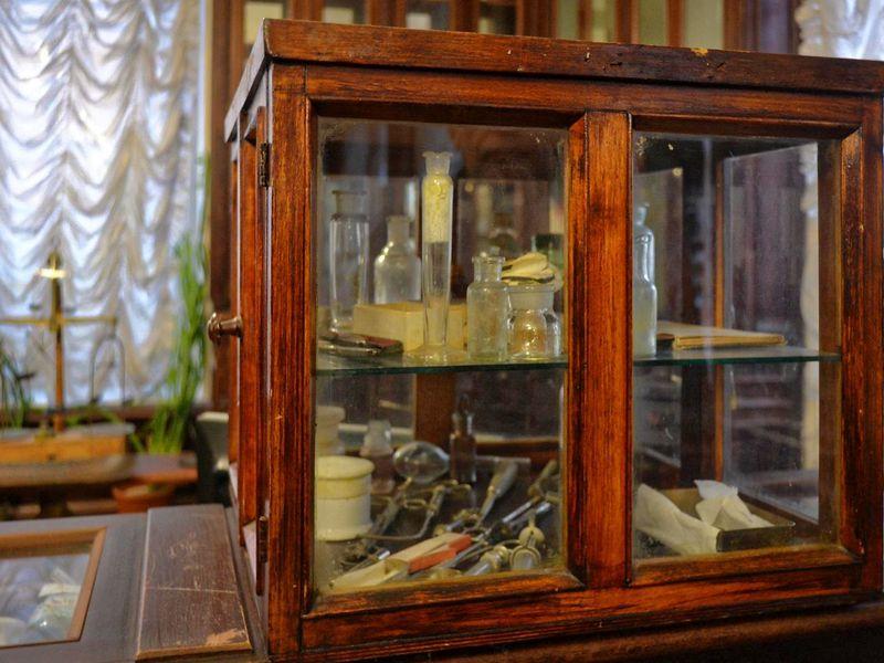 Экскурсия Истории и легенды аптеки доктора Пеля