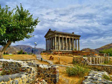 Гарни, Гегард иСимфония камней: лучшее вокрестностях Еревана