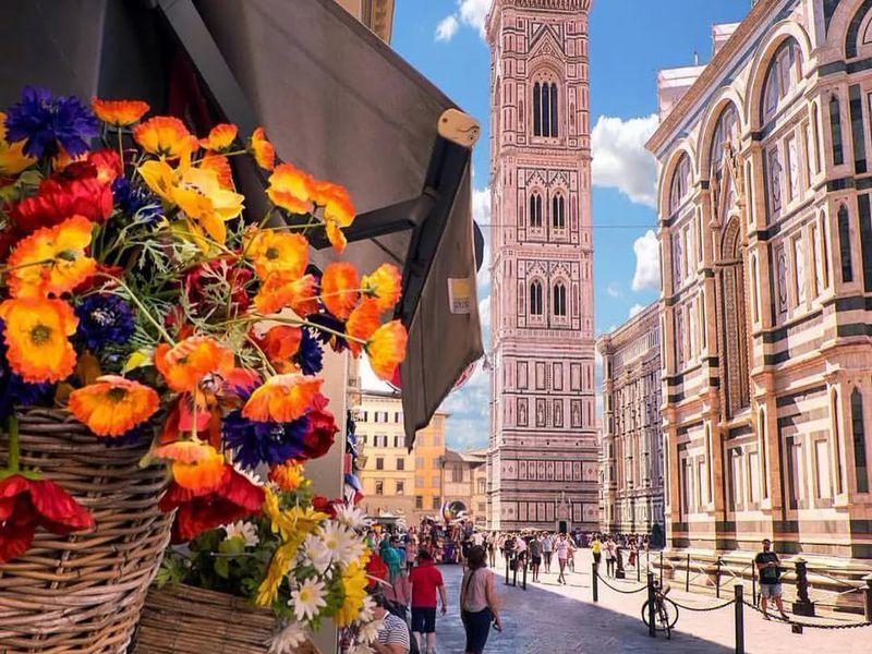 Экскурсия Флоренция глазами флорентийцев