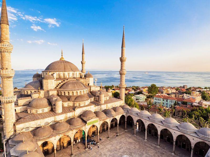 Экскурсия Стамбул — первое знакомство