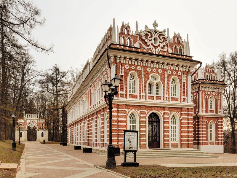 Экскурсия Царицыно: выбор императрицы