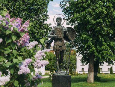 Душевная прогулка по Костроме