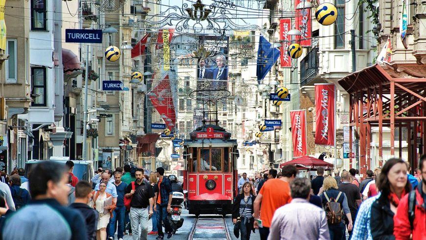 Сложить мозаику Стамбула