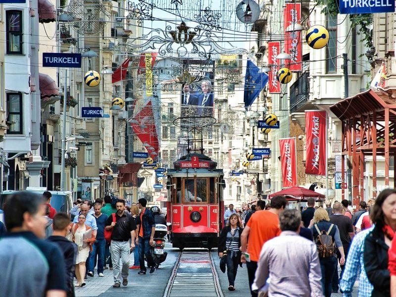 Экскурсия Сложить мозаику Стамбула