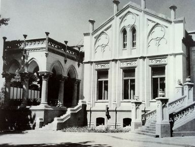 Архитектурные эпохи Москвы