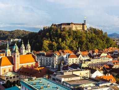 Ежедневная прогулка по Любляне