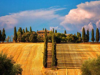Гастрономический интенсив по холмам Тосканы