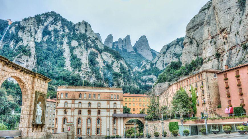 Священная гора Монсеррат