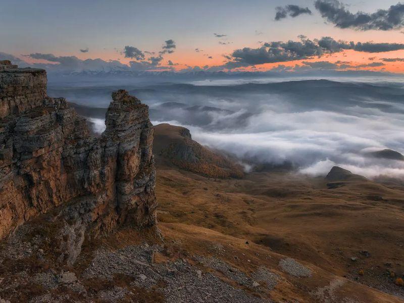 Экскурсия Древнее плато Бермамыт