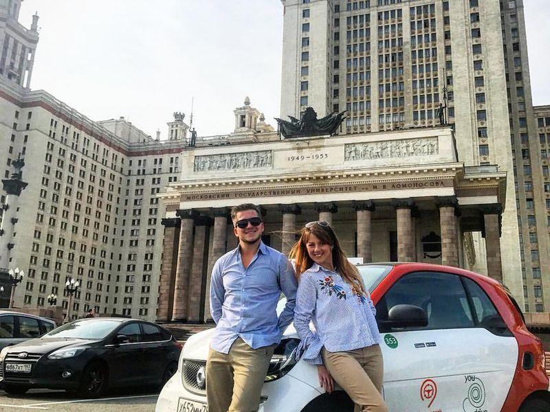 Экскурсия Люксовая обзорная экскурсия по Москве на автомобиле