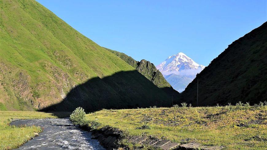 Джута и Казбек: единение с природой