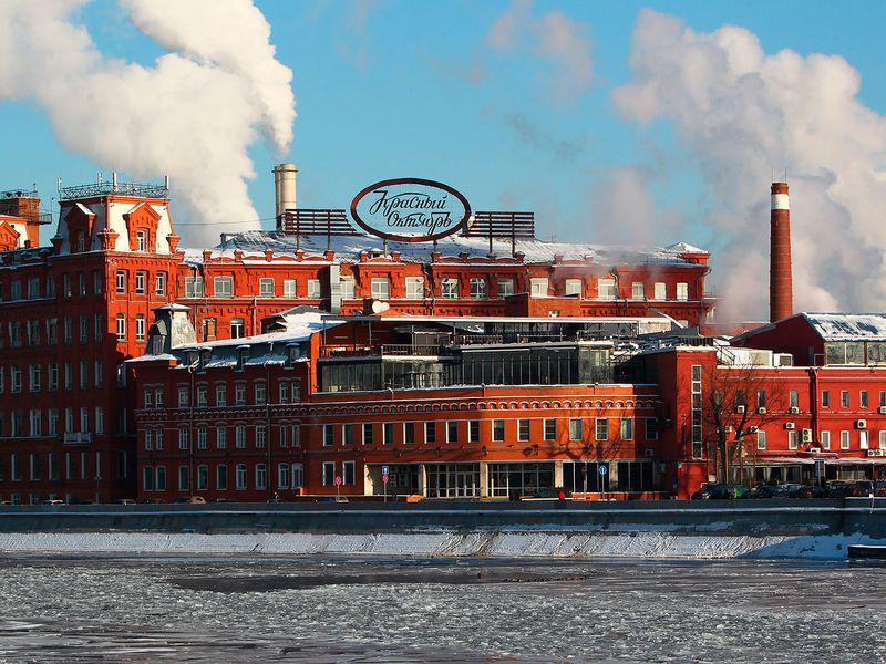 Экскурсия «Красный Октябрь»: шоколад, стрит-арт ипанорамы скрыши