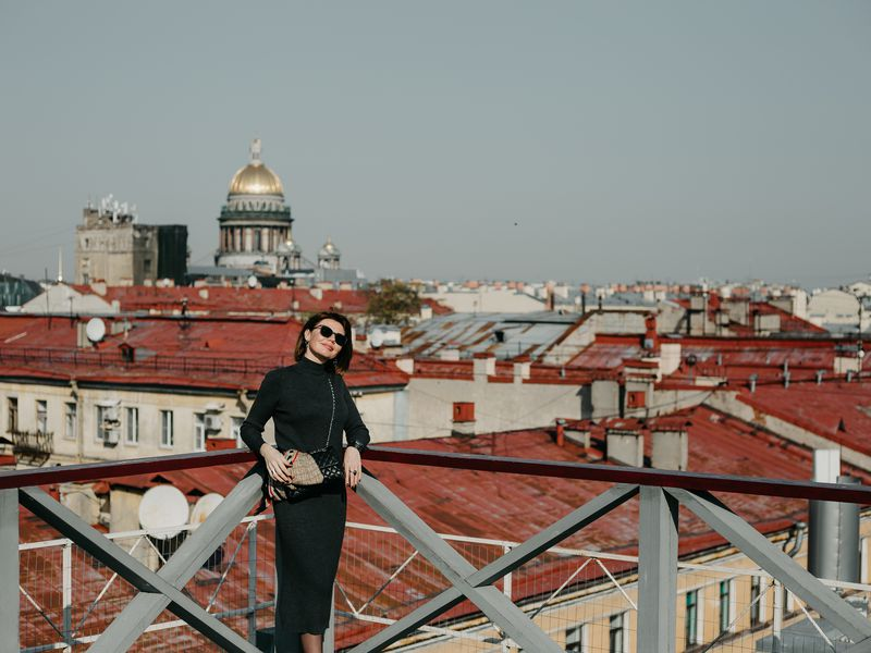 Экскурсия Фотопрогулка «Неизведанный Петербург»