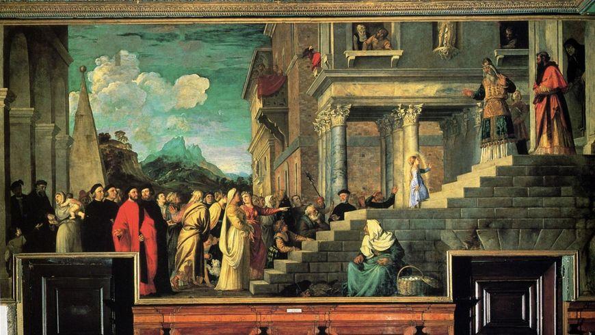 Понять шедевры Тициана